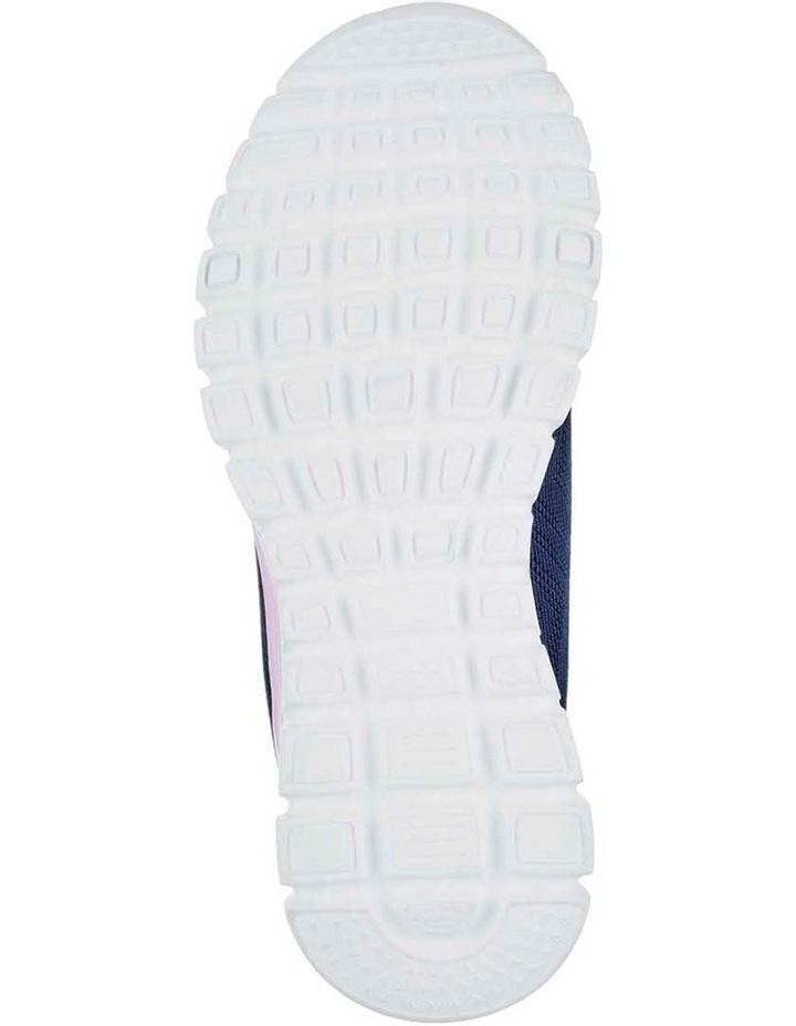 Navy/Pink Sneaker 12615 image 5