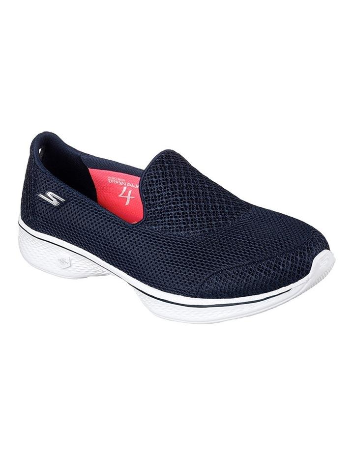 Go Walk 4 - Propel 14170 Navy/White Sneaker image 2