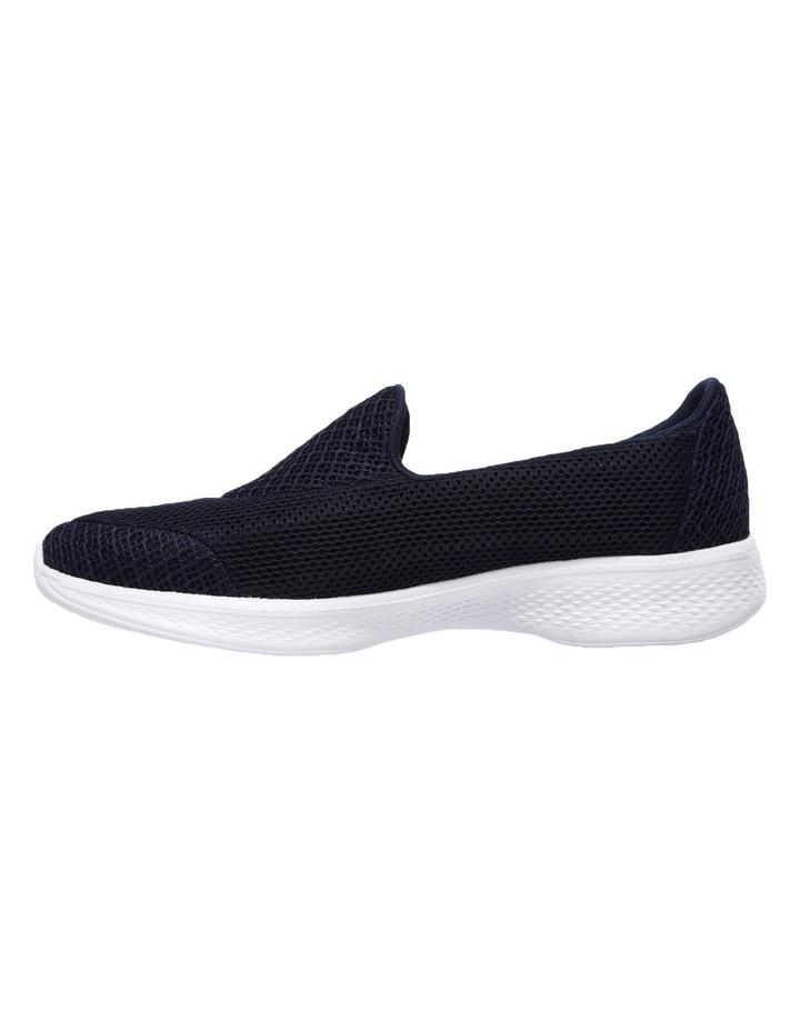 Go Walk 4 - Propel 14170 Navy/White Sneaker image 5