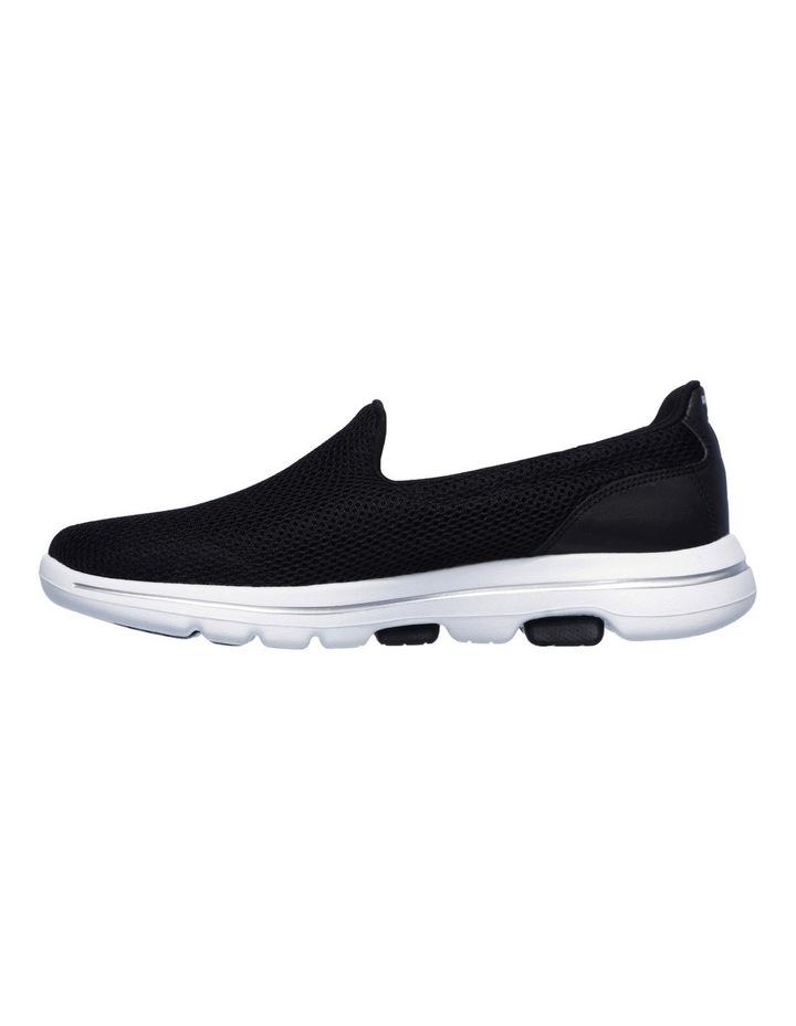 Go Walk 5 15901 BKW Sneaker image 6