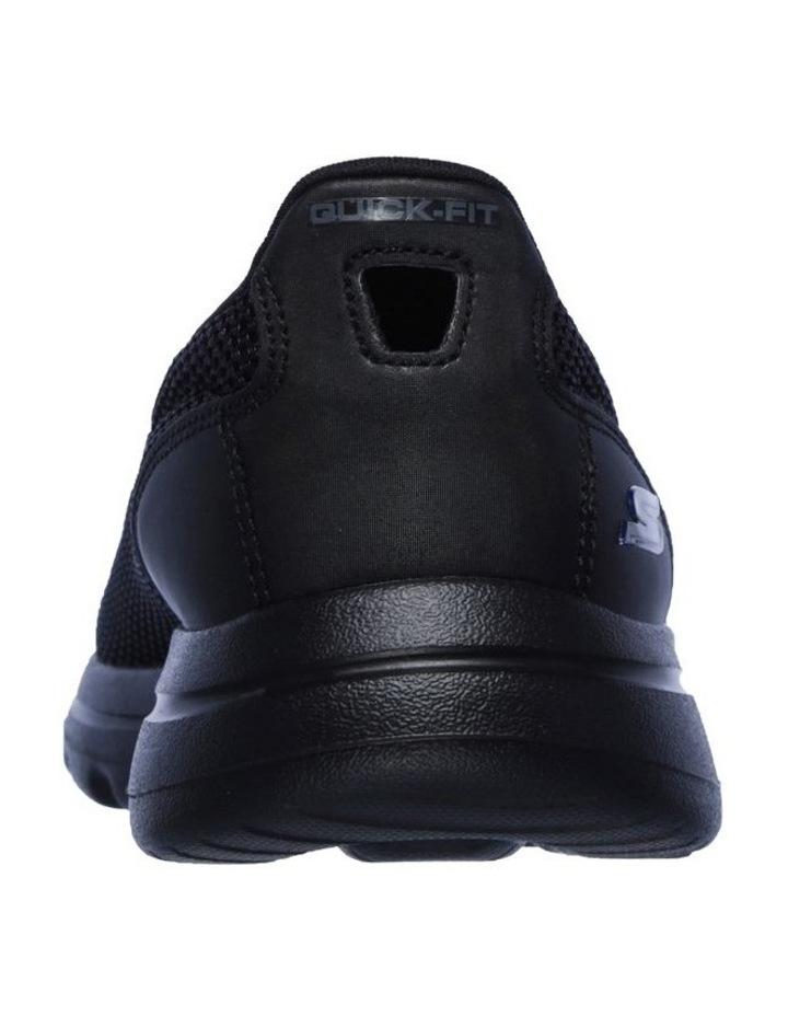 Go Walk 5 15901 BBK Sneaker image 3