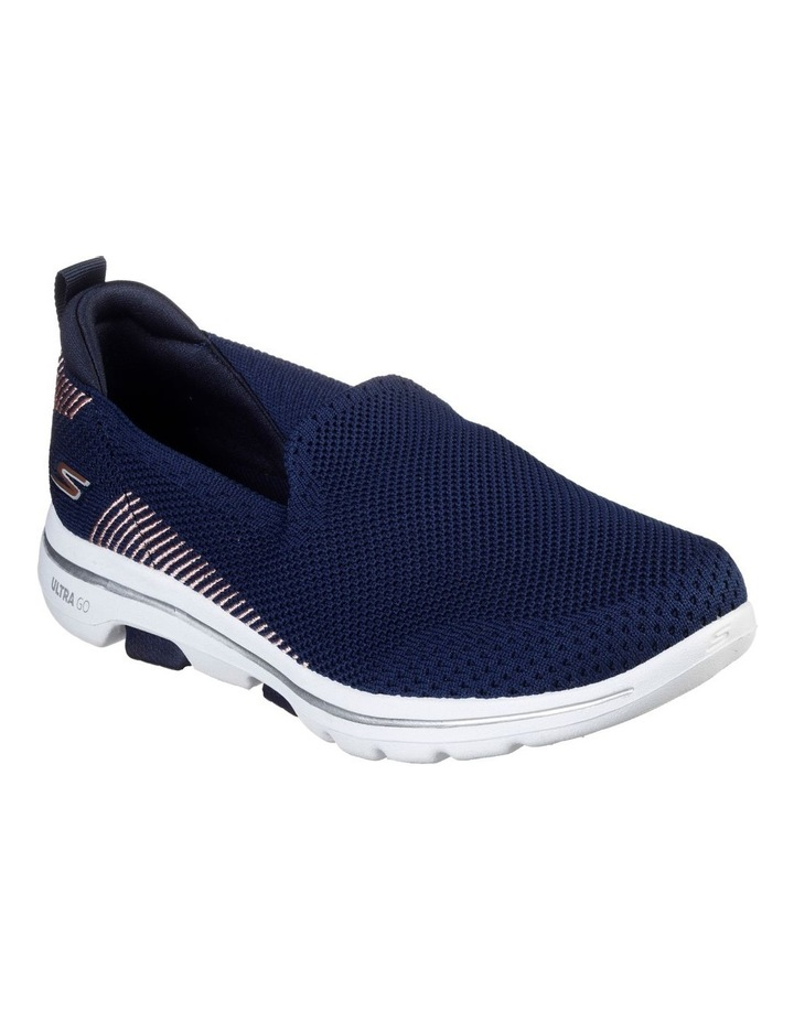 Go Walk 5 - Prized 15900 NVY Sneaker image 2