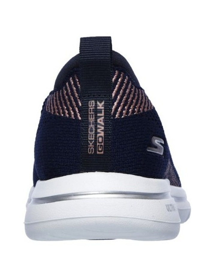 Go Walk 5 - Prized 15900 NVY Sneaker image 3