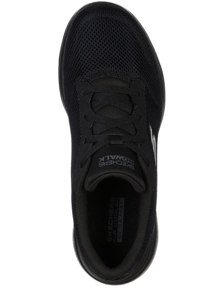 Go Walk 5 - Lucky 15902 BBK Sneaker image 4