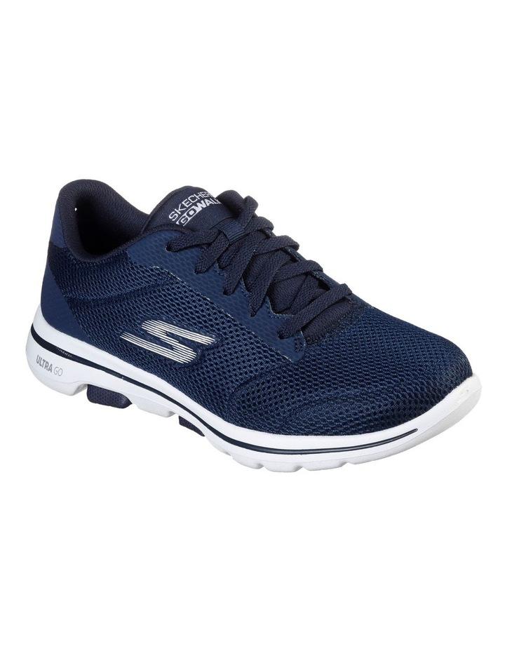 Go Walk 5 - Lucky 15902 NVY Sneaker image 2