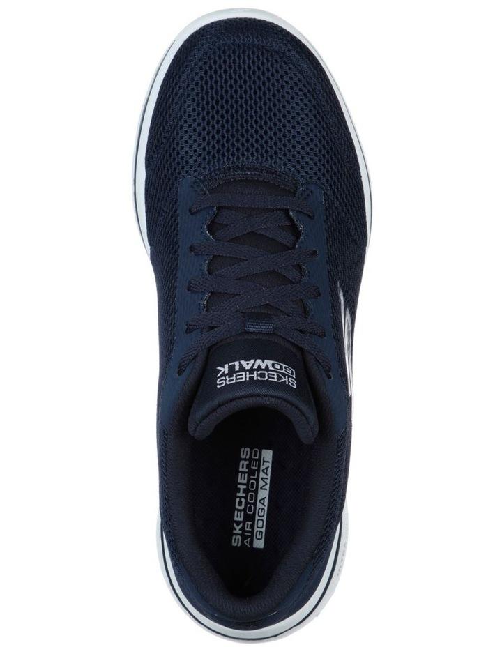 Go Walk 5 - Lucky 15902 NVY Sneaker image 4
