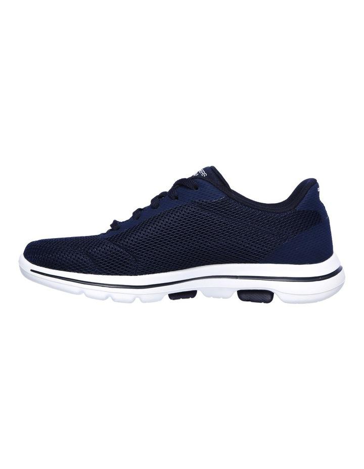 Go Walk 5 - Lucky 15902 NVY Sneaker image 6