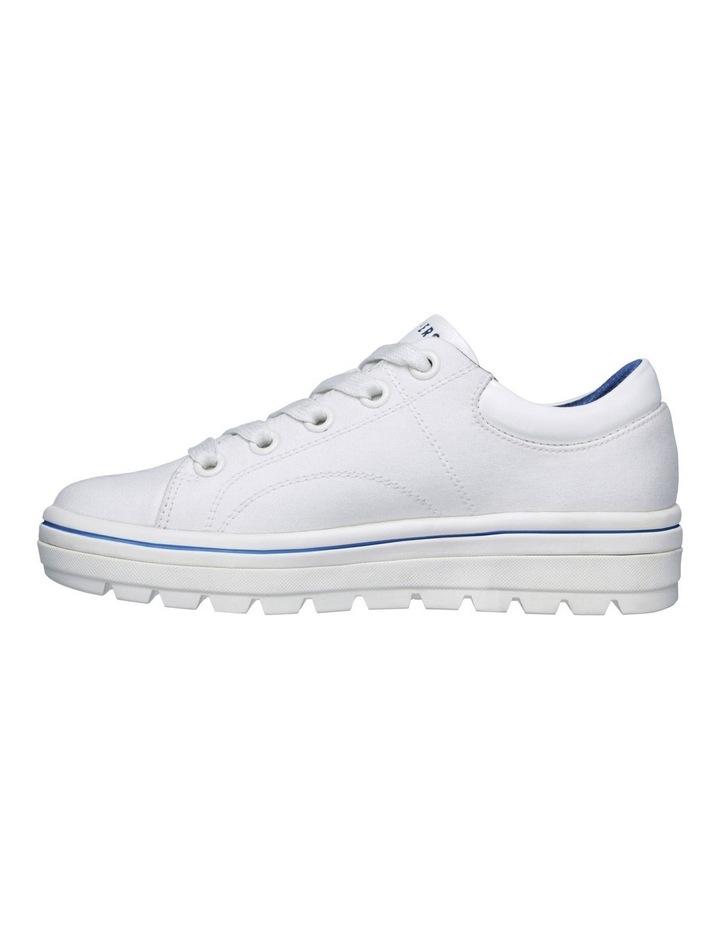 Street Cleats 2 - Bring It Back 74100 Wht Sneaker image 6