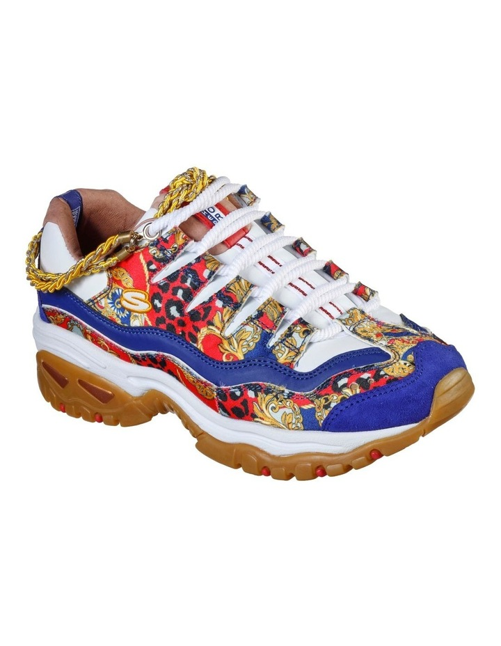 Energy - Captains View Blue/Yellow Sneaker image 1
