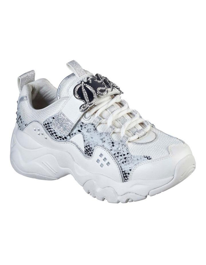 DLites 3.0 - Flashy Stud Natural/Silver Sneaker image 1