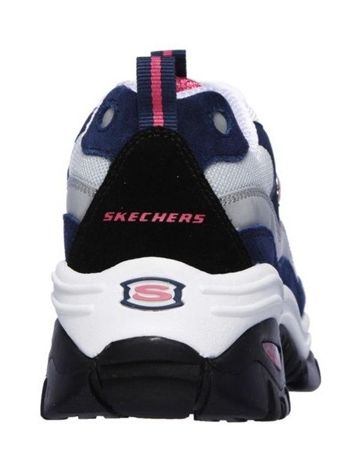 Energy - Wave Linxe 13400 Navy/Hot Pink Sneaker image 4