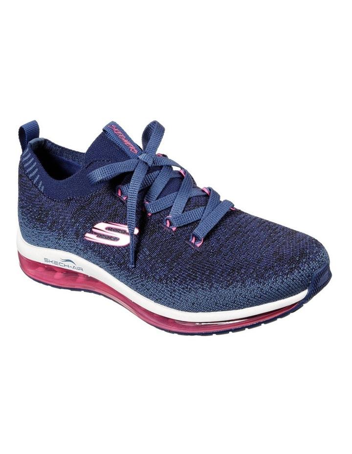 Skech-Air Element - Briskmotion 12646 Navy/Hot Pink Sneaker image 2