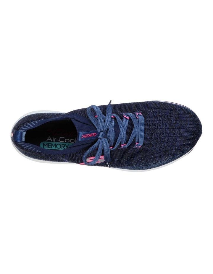 Skech-Air Element - Briskmotion 12646 Navy/Hot Pink Sneaker image 4