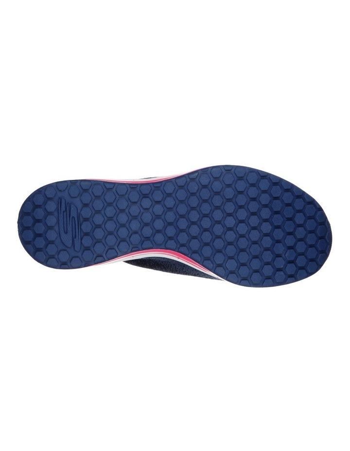 Skech-Air Element - Briskmotion 12646 Navy/Hot Pink Sneaker image 5
