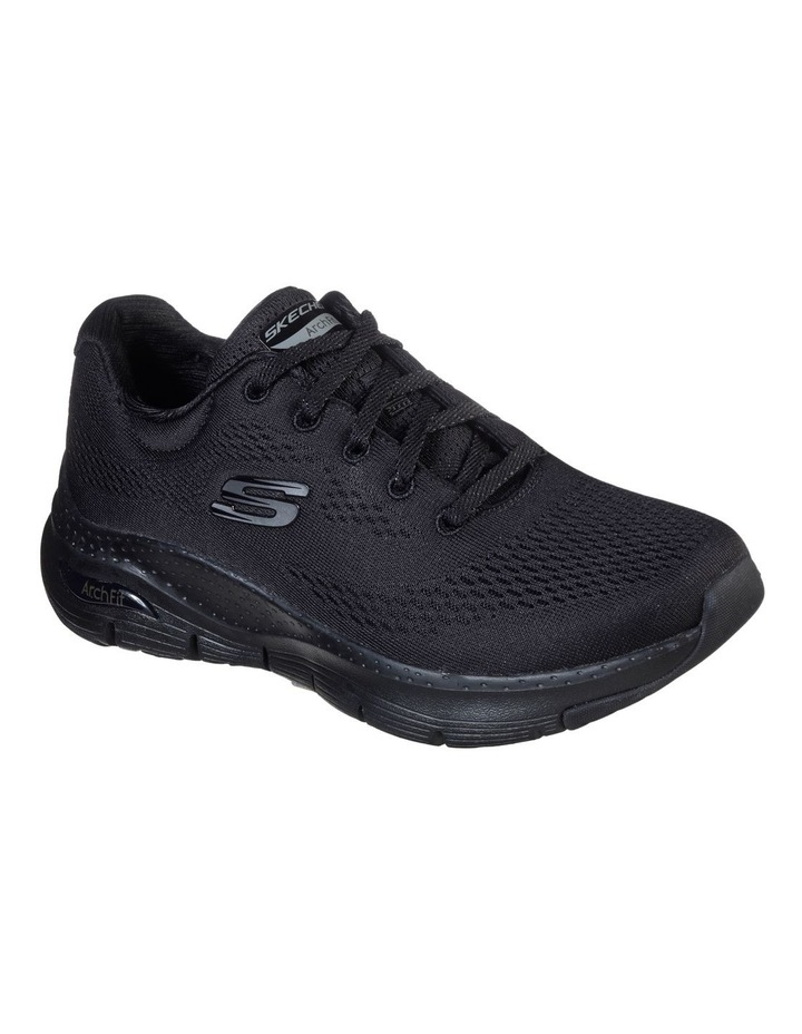 Arch Fit Sunny Outlook Black Sneaker image 2
