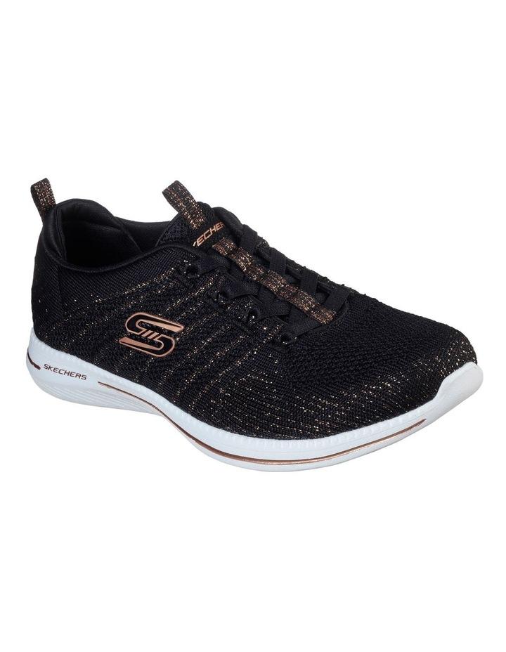 City Pro - Glow On 104015 Black/Rose Gold Sneaker image 2