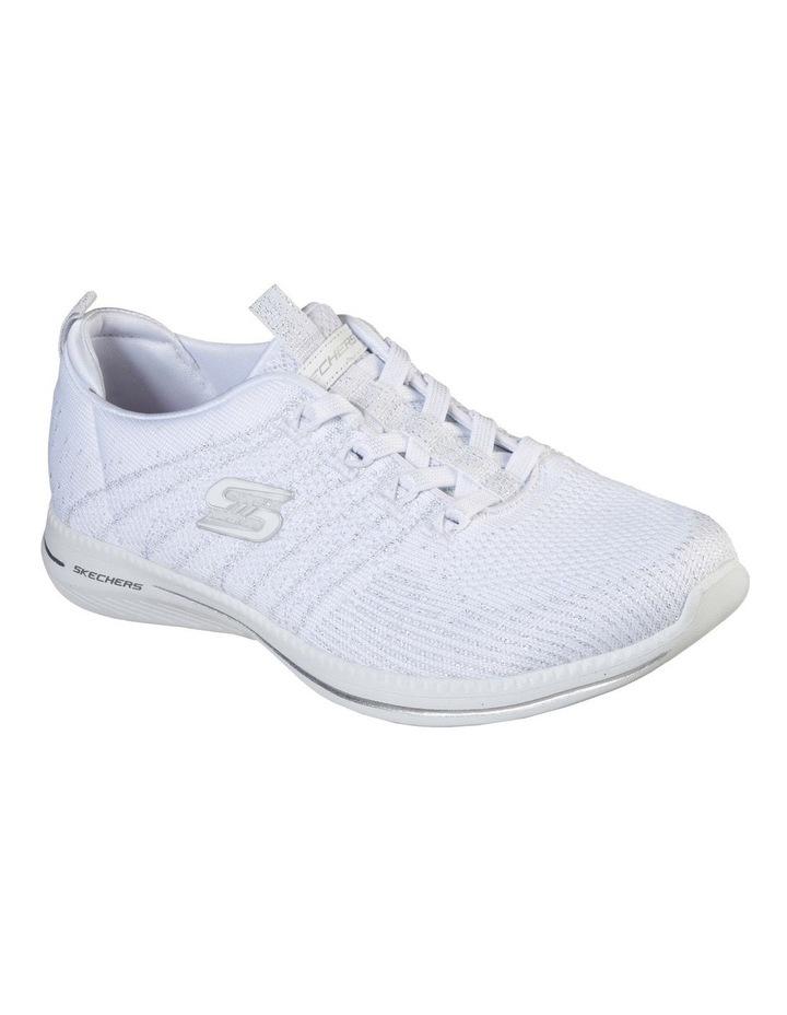 City Pro - Glow On 104015 White/Silver Sneaker image 2