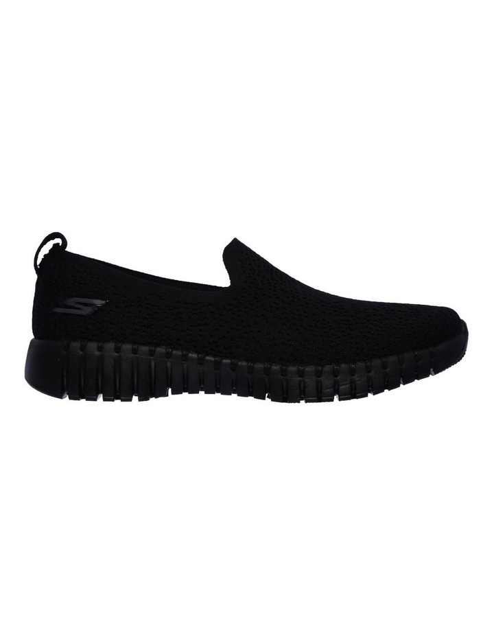 Go Walk Smart - Glory 16701 Black/Black Sneaker image 1