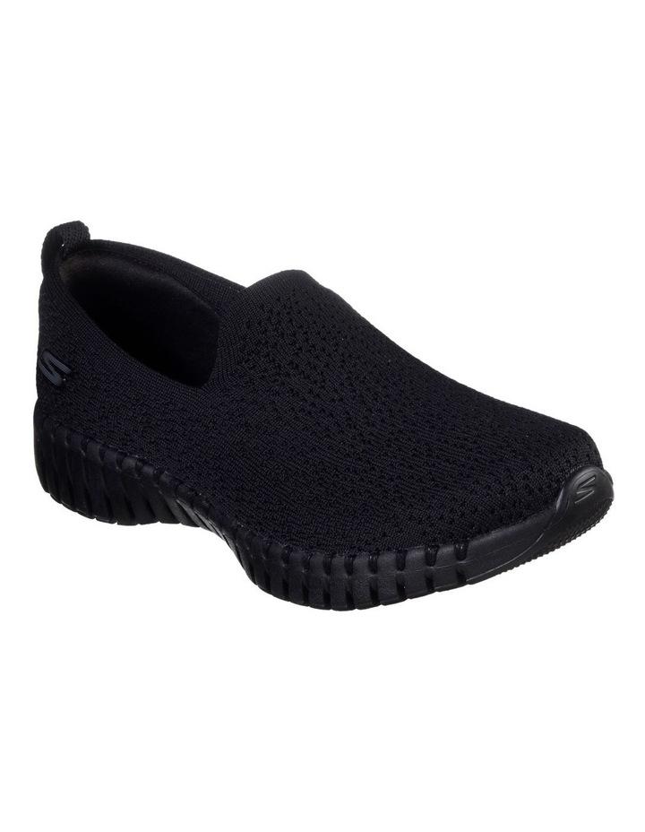 Go Walk Smart - Glory 16701 Black/Black Sneaker image 2