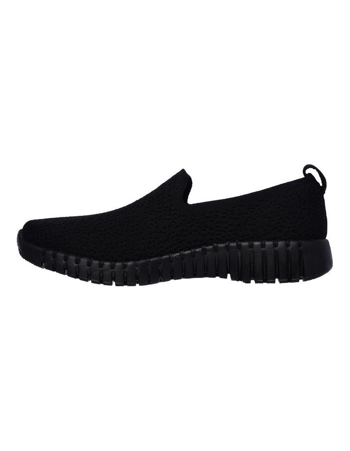 Go Walk Smart - Glory 16701 Black/Black Sneaker image 3