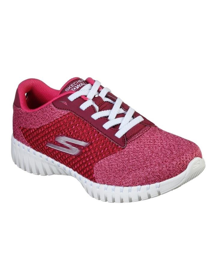 Go Walk Smart - Influence 16704 Raspberry Sneaker image 2