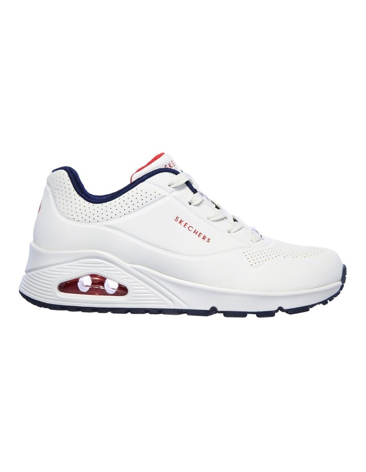 Uno - Stand On Air 73690 White/Navy/Red Sneaker image 1