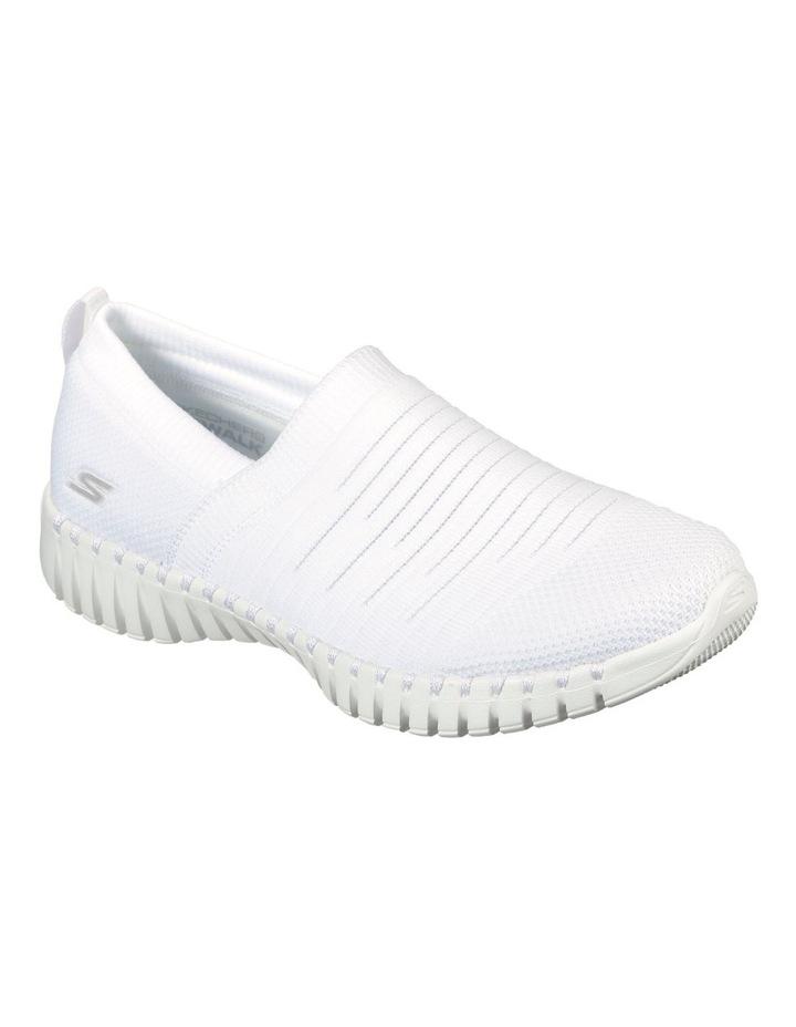 Go Walk Smart - Wise 124043 Wht White Sneaker image 1