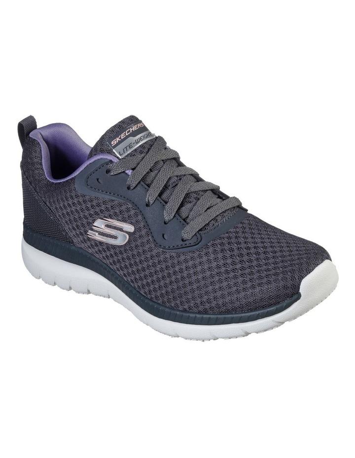 Bountful 12606 CCLV Charcoal/Lavender Sneaker image 1