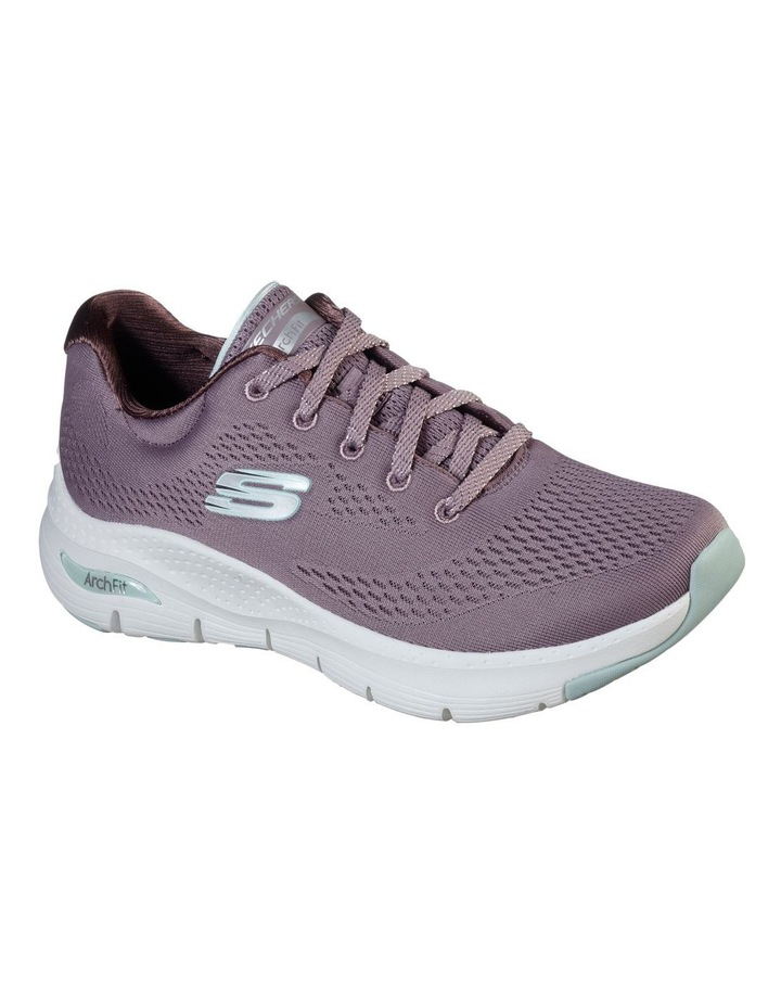 Arch Fit Sunny Outlook 149057 Lavender Sneaker image 1