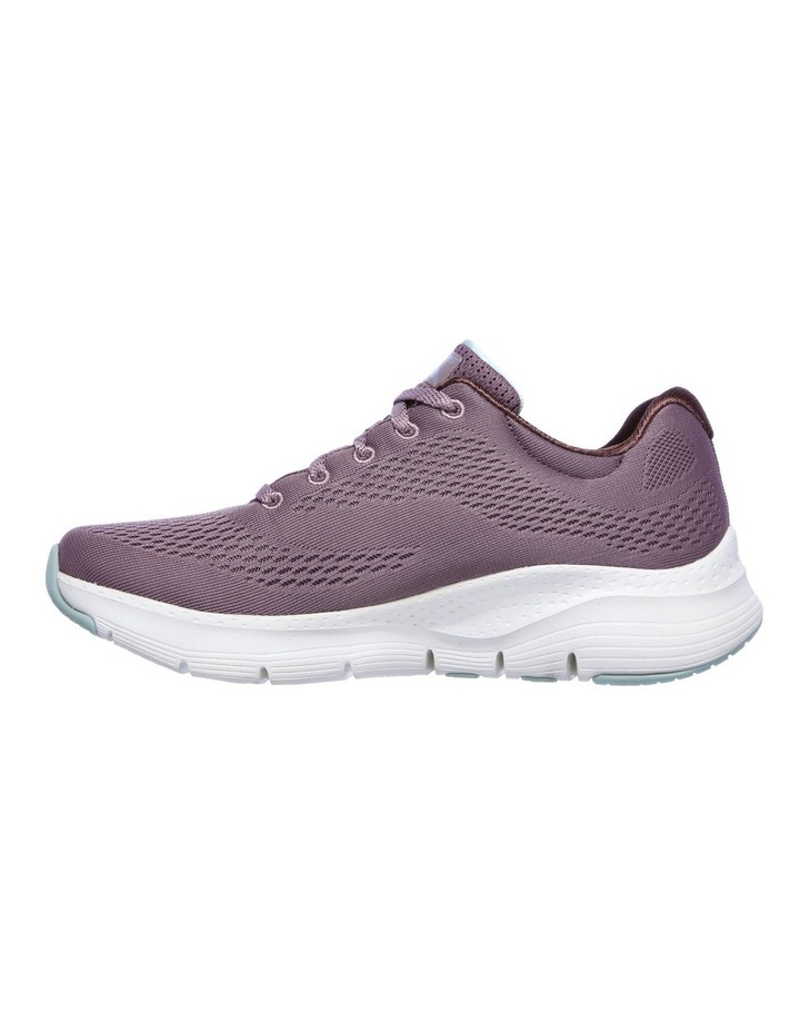 Arch Fit Sunny Outlook 149057 Lavender Sneaker image 4