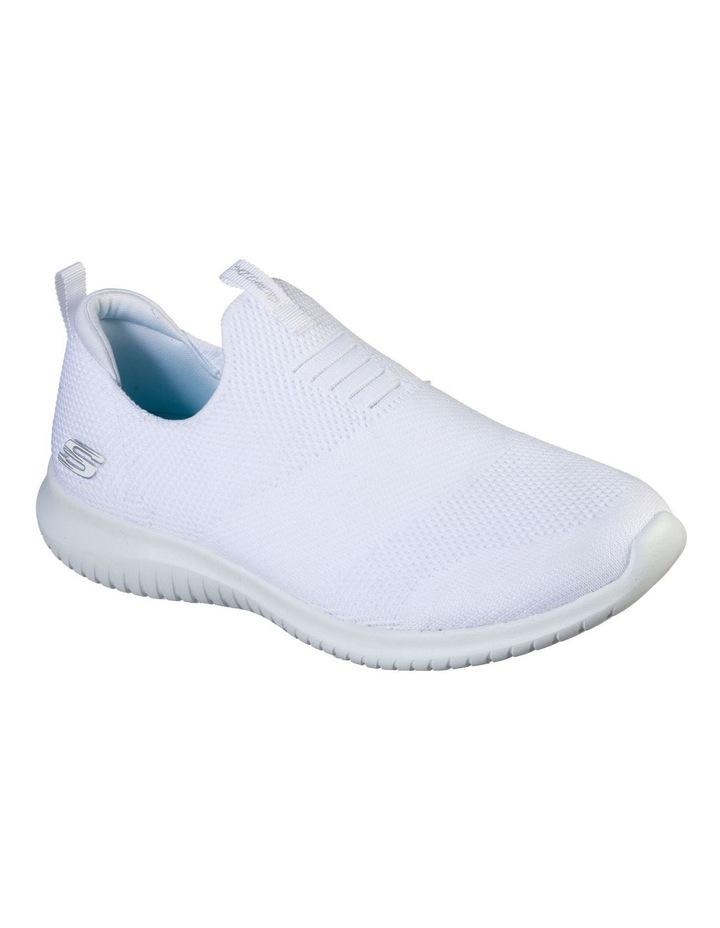 Ultra Flex - First Take 12837 White Sneaker image 1