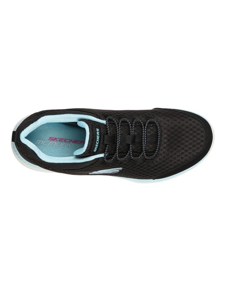 Bountiful 149115 Bktq Black/Turquoise Sneaker image 3