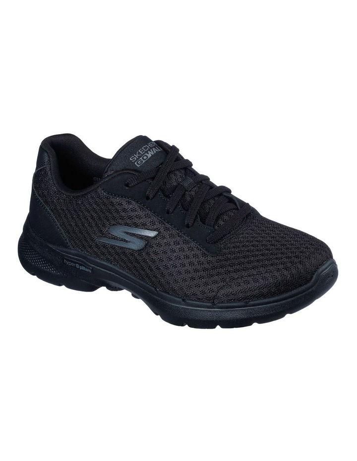 Gowalk 6 Big Splash Black Sneaker image 1