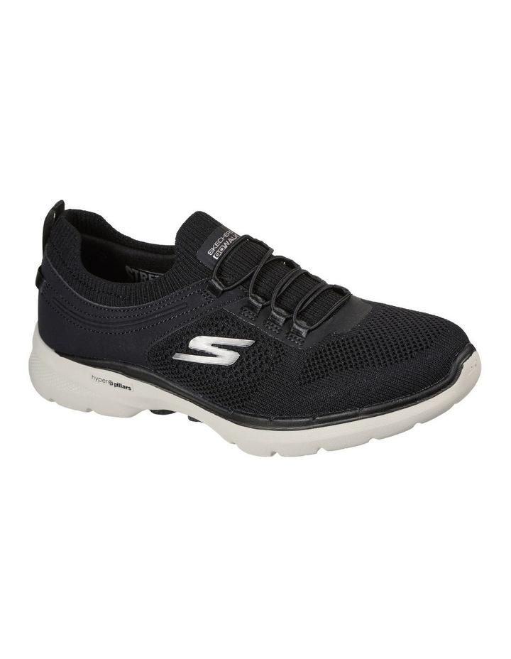 Gowalk 6 Summer Sparks Black Sneaker image 1