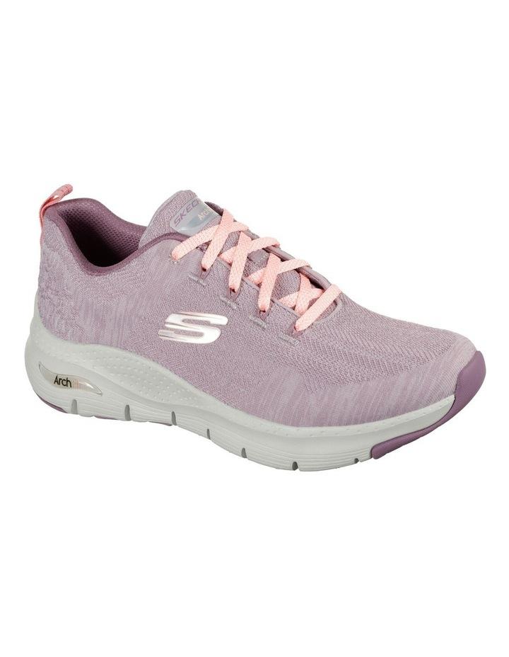 Arch Fit Comfy Wave Mauve Sneaker image 1