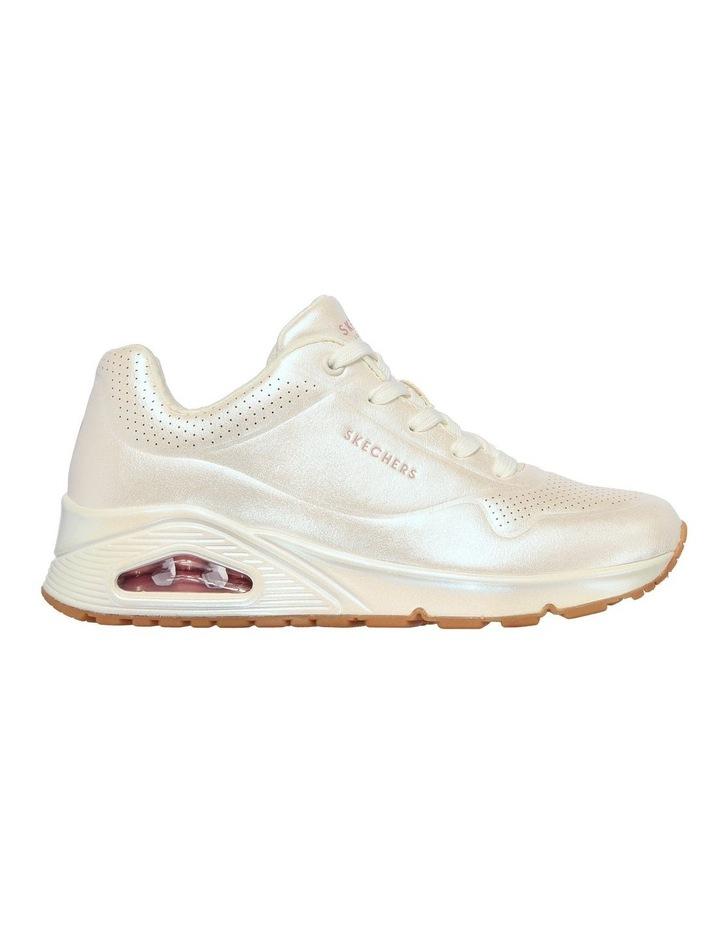 Uno Pearl Queen White Sneaker image 4