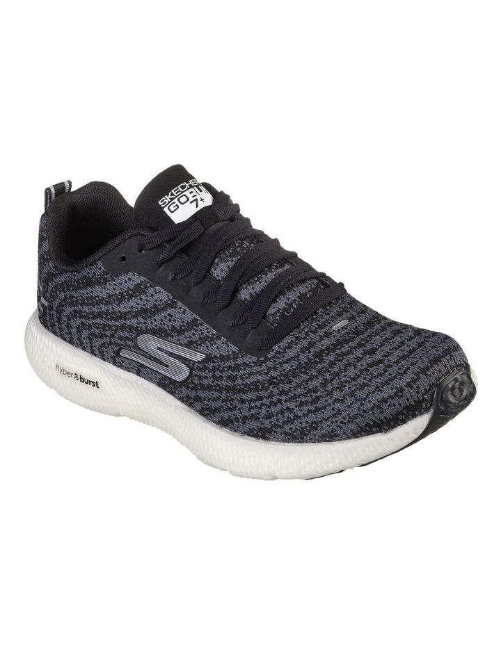 Go Run 7 Black Sneaker image 1