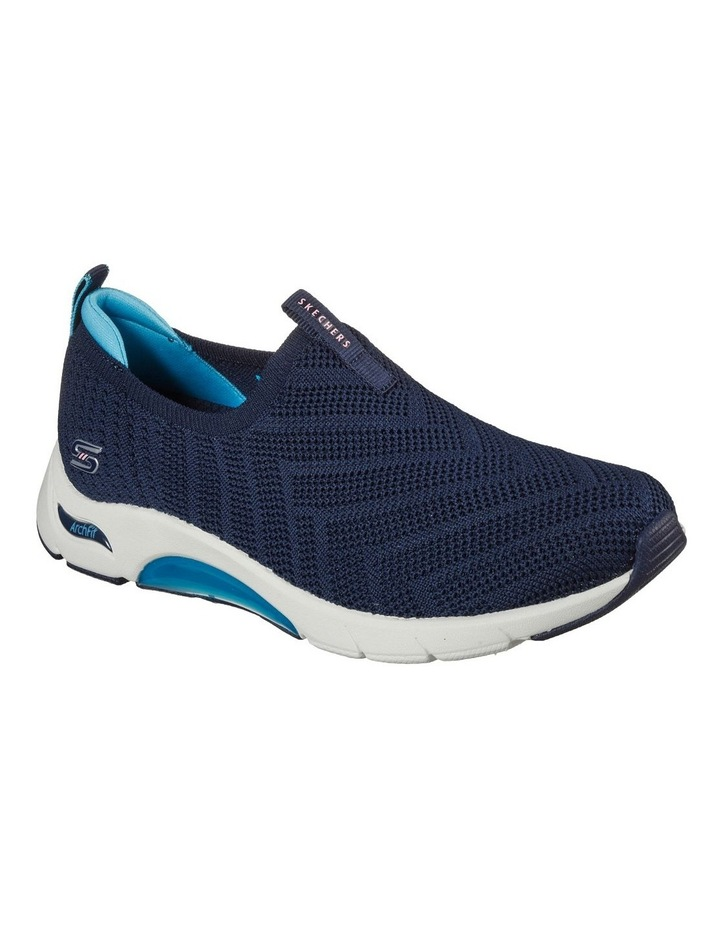 Skech Air Arch Fit Top Pick Navy Sneaker image 1