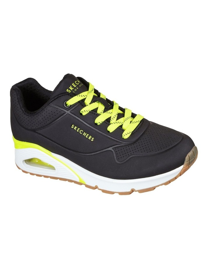 Uno Highlines Black Sneaker image 1