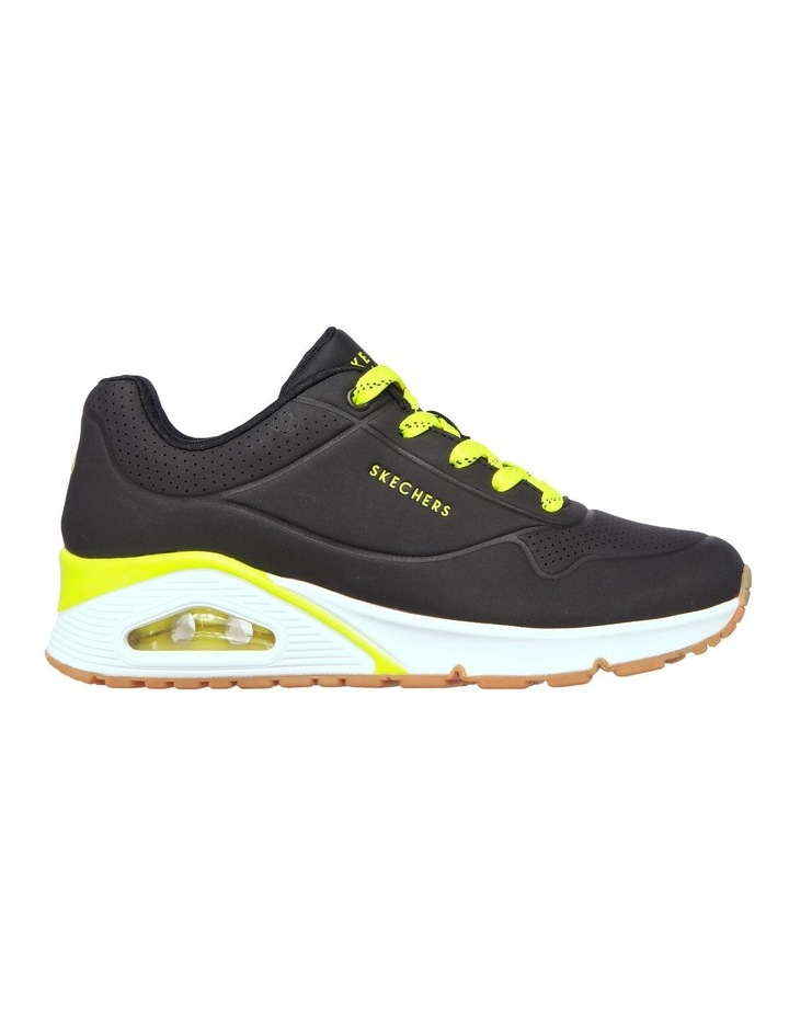 Uno Highlines Black Sneaker image 2
