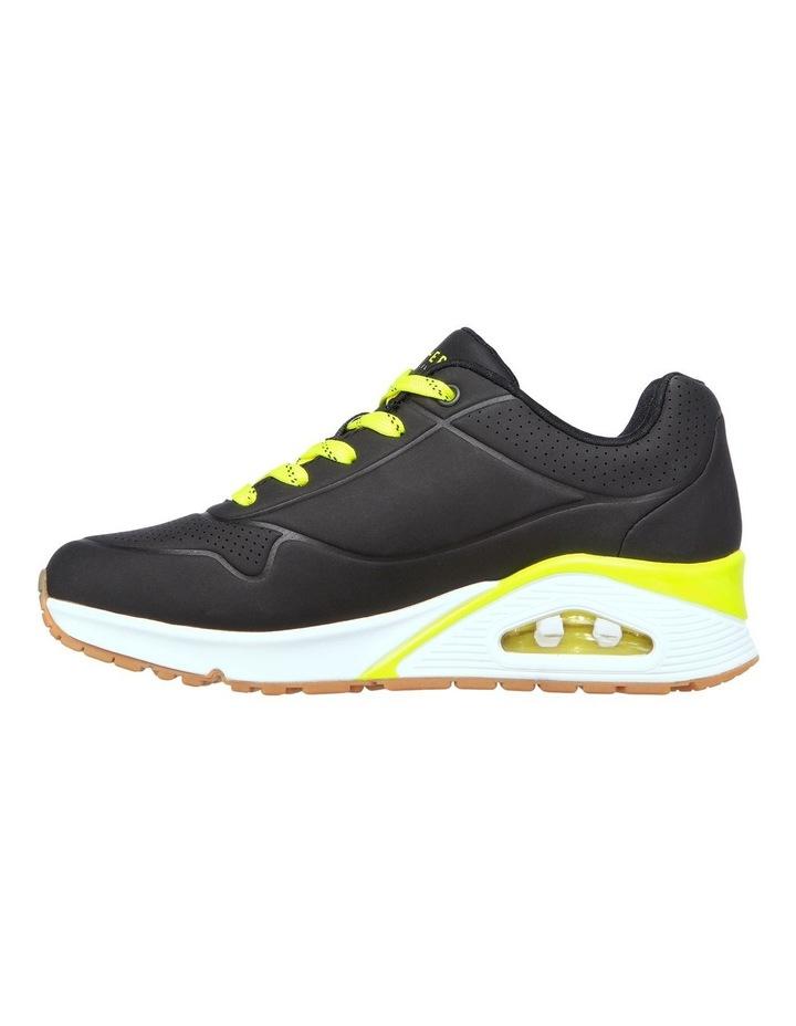 Uno Highlines Black Sneaker image 3