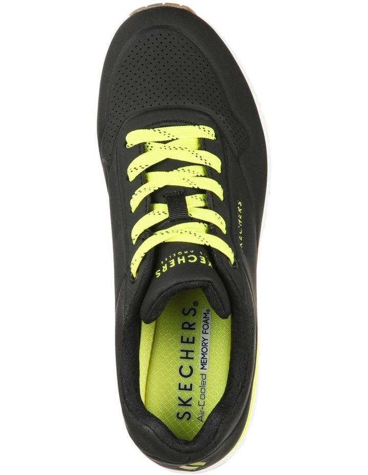 Uno Highlines Black Sneaker image 4