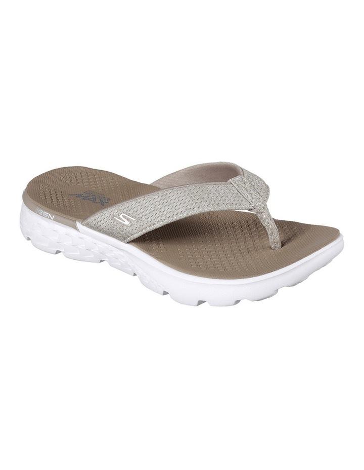 On-The-Go 400 - Vivacity 14656 Taupe Sandal image 2