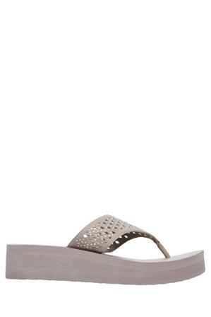 Skechers - Vinyasa - #Flow 38648 Taupe Sandal