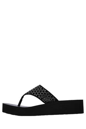 Skechers - Vinyasa - #Flow 38648 Black Sandal