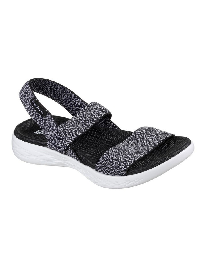On-The-Go 600 - Ideal 15310 BKW Sandal image 3