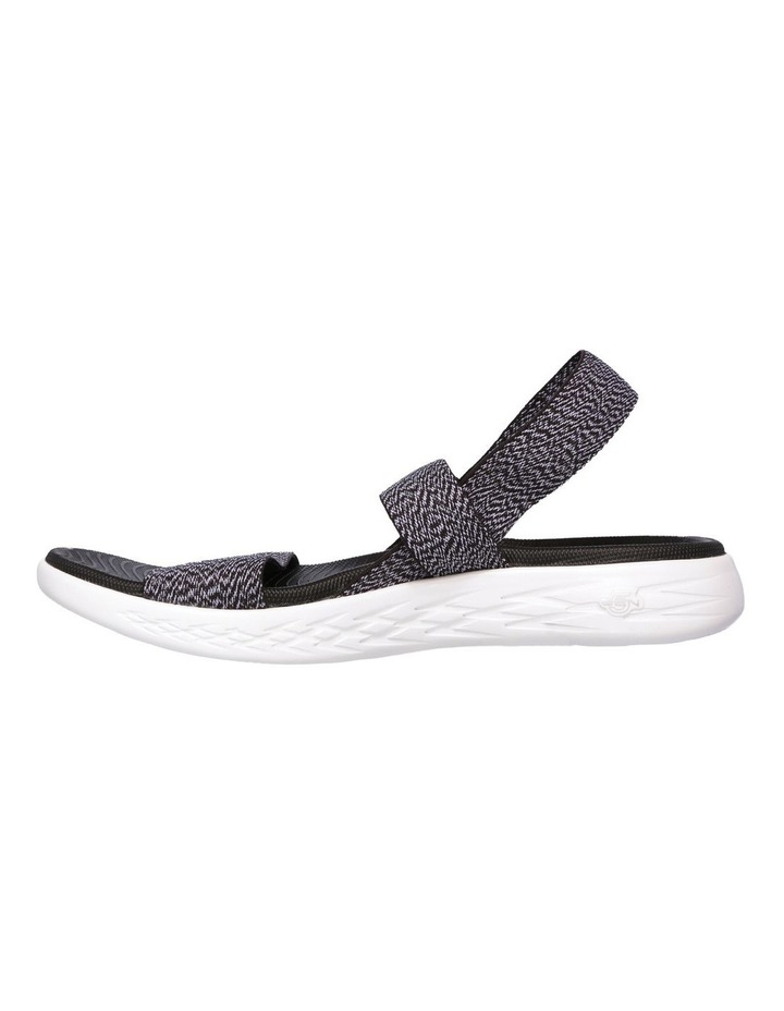 On-The-Go 600 - Ideal 15310 BKW Sandal image 4