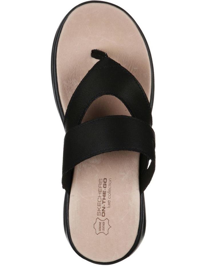 On-The-Go Luxe 16276 BBK Sandal image 3