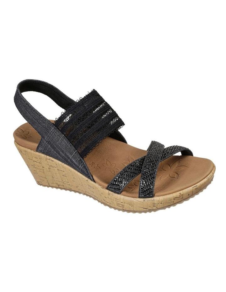 Beverlee Fancy Sips Black Sandal image 1