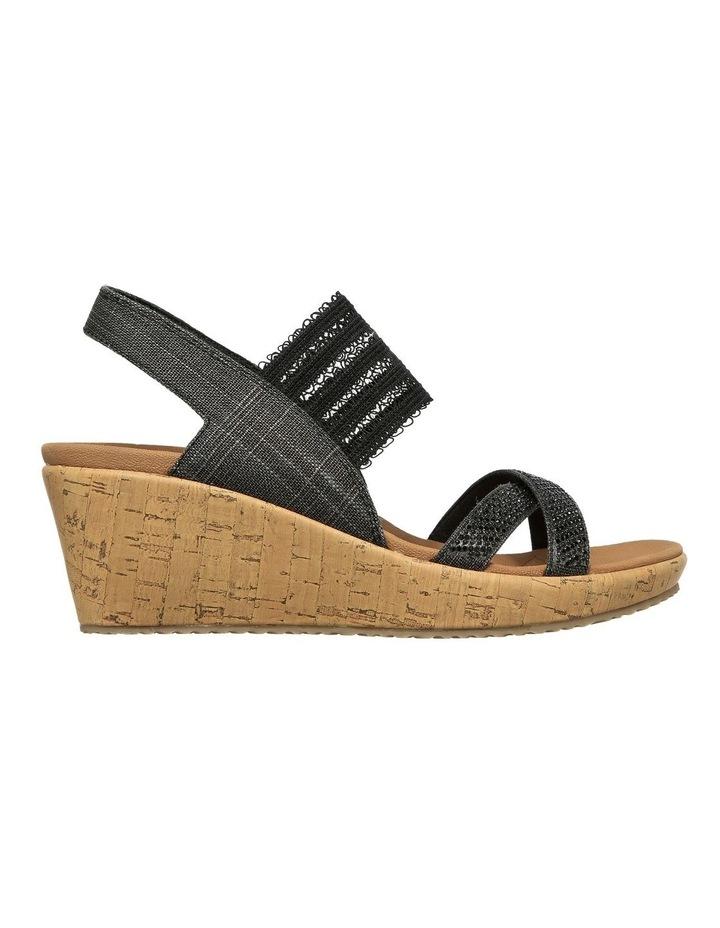 Beverlee Fancy Sips Black Sandal image 3